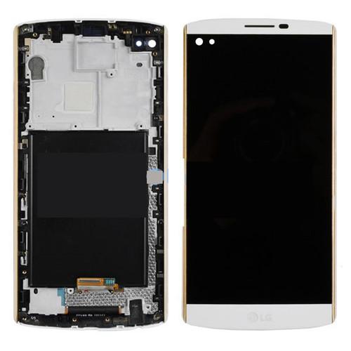 LG V10 H901 Complete Lcd W/Digitizer White