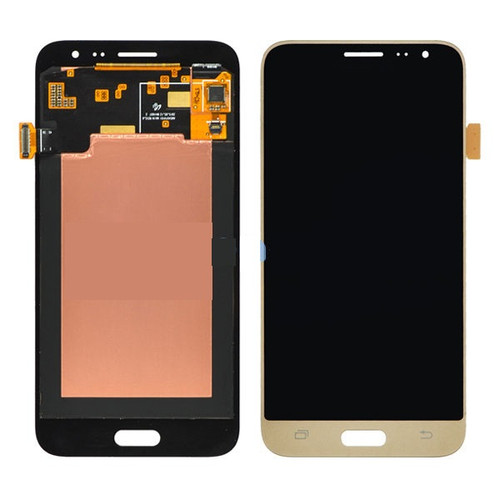Samsung Galaxy J3 J300/J320 (2016) Lcd W/Digitizer Gold
