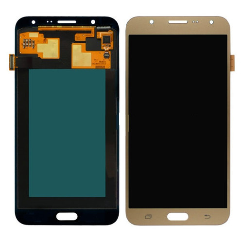 Samsung Galaxy J7 Lcd W/Digitizer Gold
