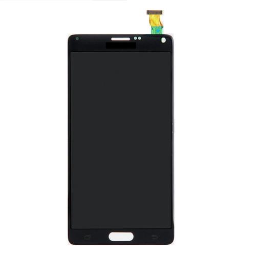 Samsung Galaxy Note 4 N910 Lcd W/Digitizer Grey