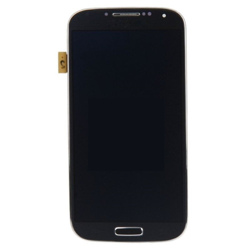Samsung Galaxy S4 i9500 Complete Lcd W/Frame Blue