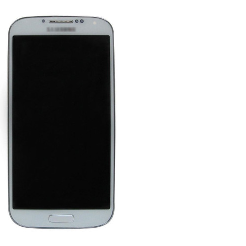 Samsung Galaxy S4 i9500 Complete Lcd W/Frame White
