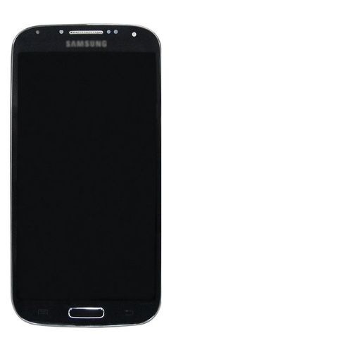Samsung Galaxy S4 M919-i337-i9505 Complete Lcd W/Frame Blue