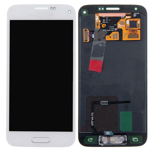 Samsung Galaxy S5 Mini G800 Lcd W/Digitizer White