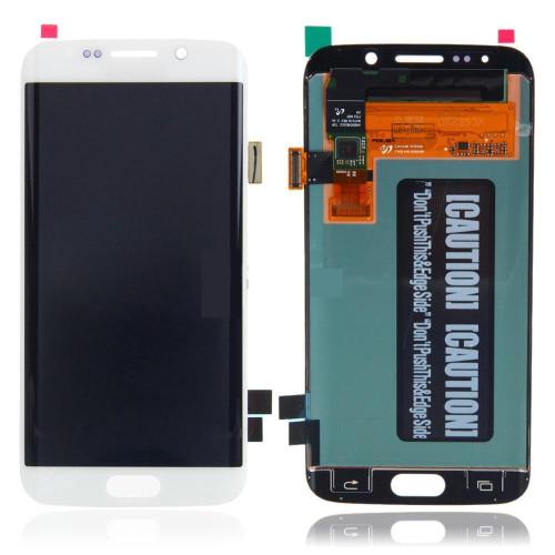 Samsung Galaxy S6 Edge Plus G928 Lcd W/Digitizer White
