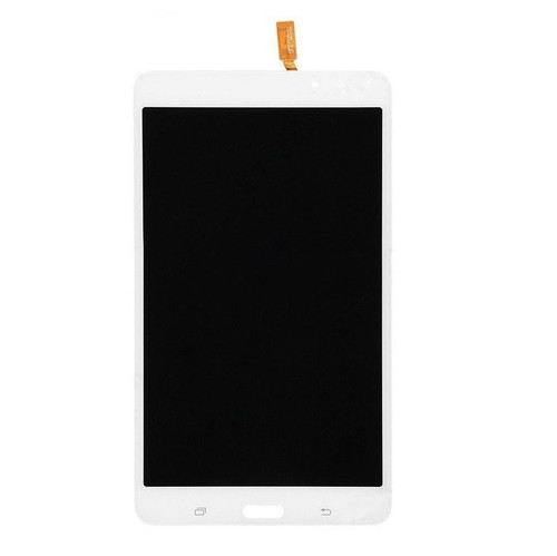 """Samsung Tab4 7"""" T230 Complete Lcd W/Digitizer White"""