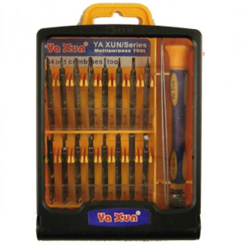 Combines Tool  Set 34 IN 1 (YAXUN)