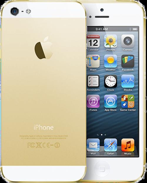 iPhone 5S 16gb Ref Gold