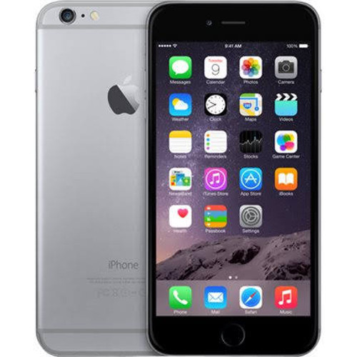 iPhone 6 Plus 64gb A/B Stock Grey