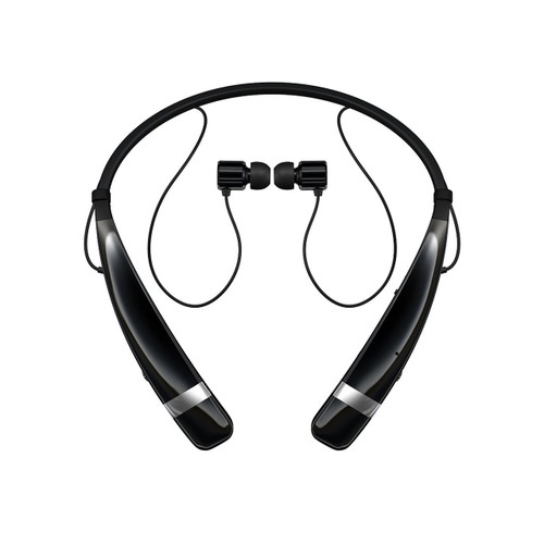 LG HBS-760 AGEUBK BLUETOOTH WIRELESS STEREO HEADSET BLACK