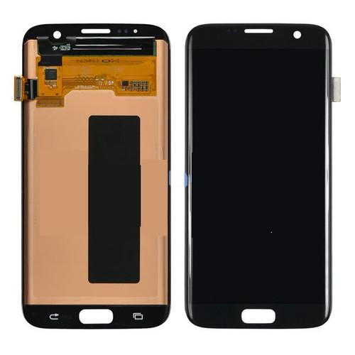 Samsung Galaxy S7 Edge G935 Lcd W/Digitizer Black