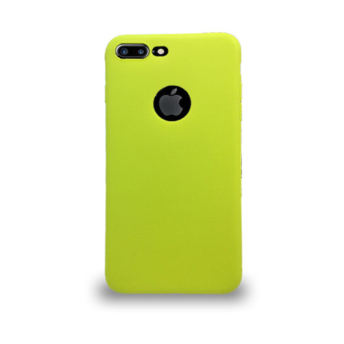 Jelly Skin Case for Iphone 7/8  Green