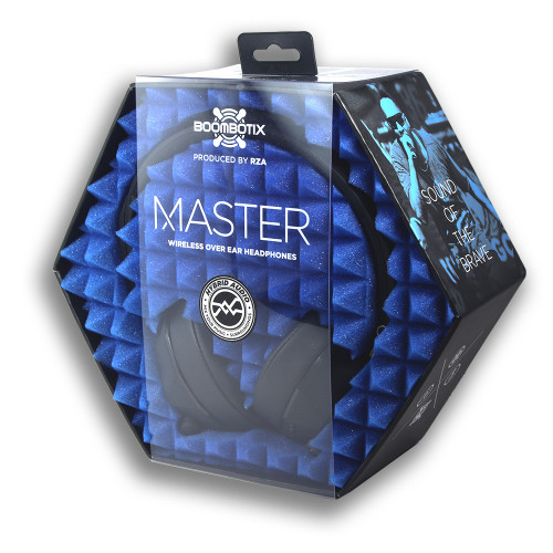 Boombotix Master wireless bluetooth headset