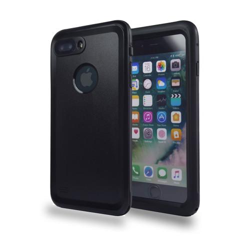 Waterproof Heavy Duty Guard Case For iPhone 7/8 Black
