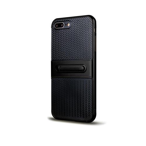 Traveler Hybrid Case with Kickstand for Samsung S8 Black