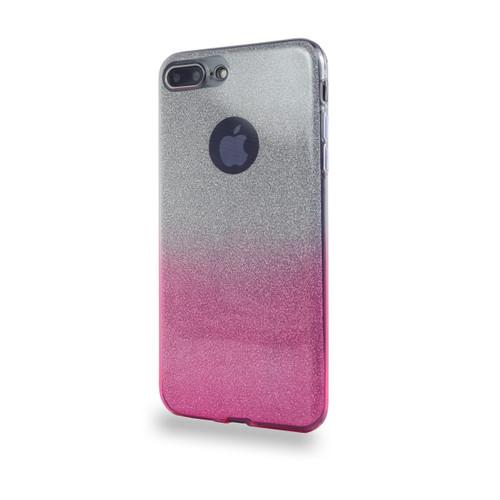 Glitter TPU Case for Samsung Galaxy J7 2016 Pink