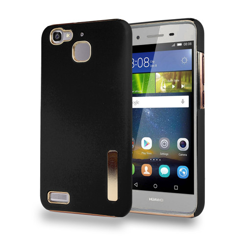 Stillvol Hybrid Case for Huawei GR3 Black and Gold