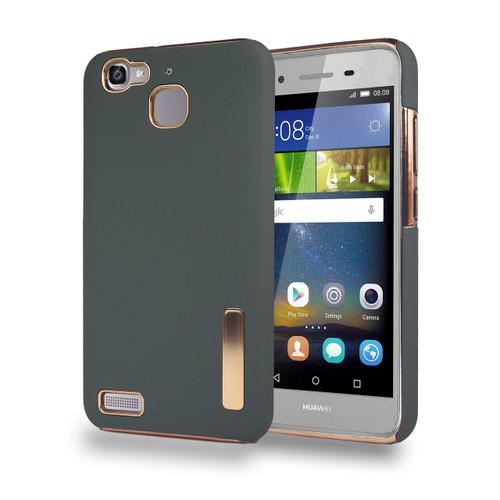 Stillvol Hybrid Case for Huawei GR3 Dark Gray and Gold
