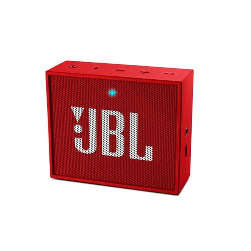 JBL GO Bluetooth speakers Red