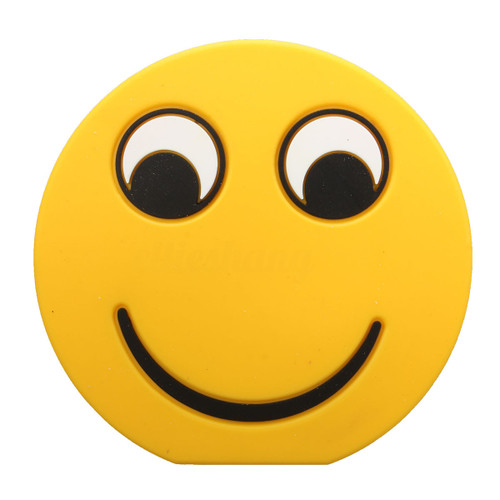 Emoji power bank happy
