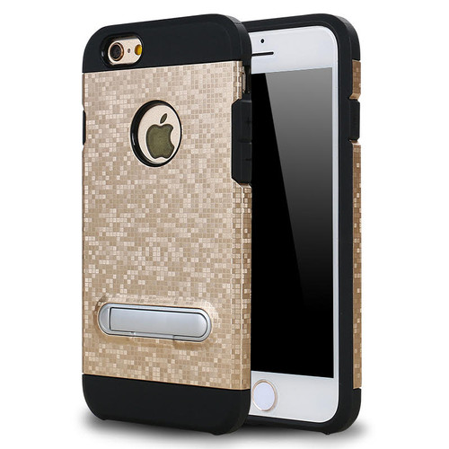 Masic case for iphone Gold