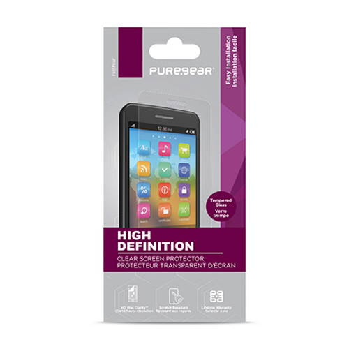 Puregear hd extreme shiled screen protector for Note 8