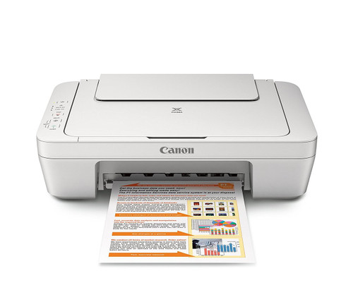 Canon pixma mg2520 print-copy-scan