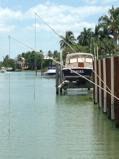 Boat Mooring Whips