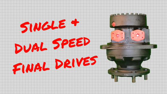 Single Speed and Dual Speed Final Drives: What You Need to