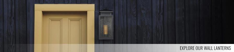 cocoweb navan outdoor wall lantern