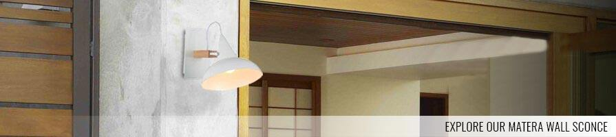 Matera LED Wall Sconce
