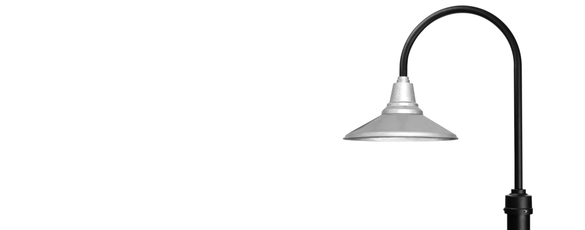Customizable Calla LED Barn Lamp Post