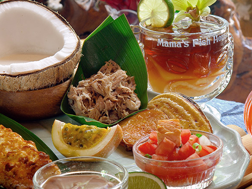 Mama's Fish House Restaurant & Inn