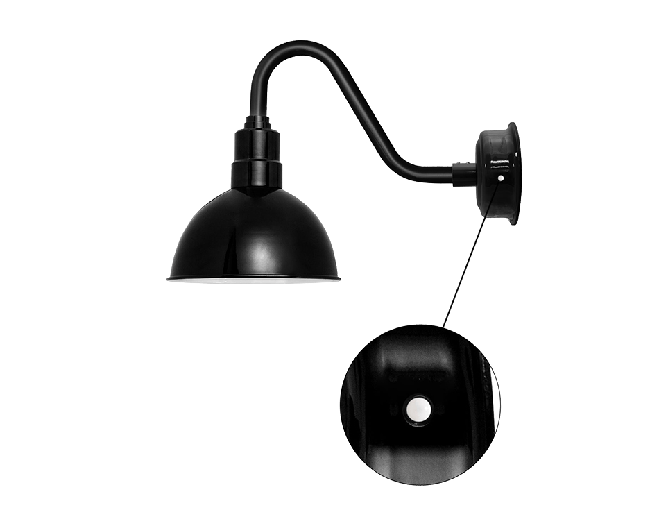cocoweb barn light blackspot motion sensor