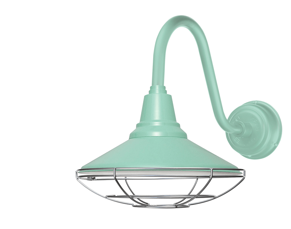 cocoweb barn light calla cage