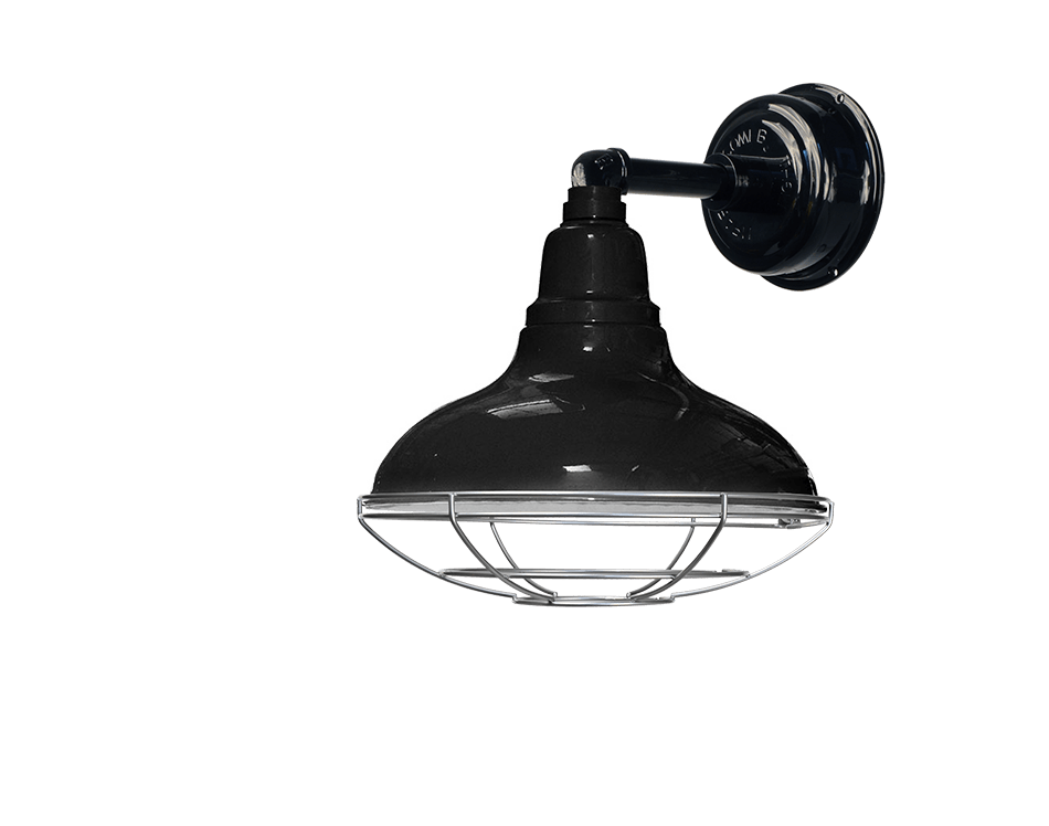 cocoweb barn light Dahlia contemporary arm