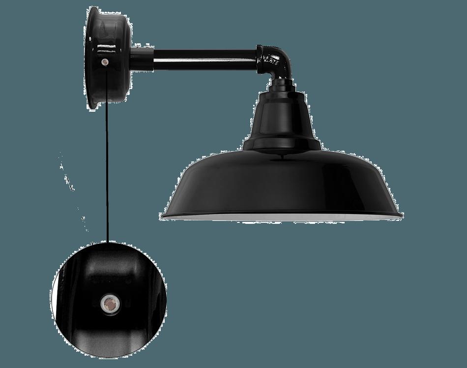 cocoweb barn light goodyear motion sensor