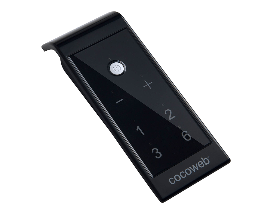 cocoweb picture light remote control