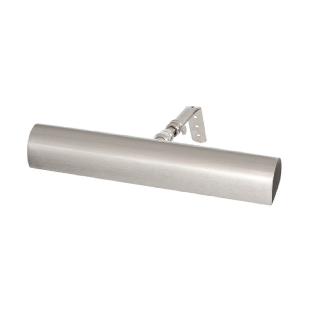 """Satin Nickel 14"""" Classic LED Picture Light"""