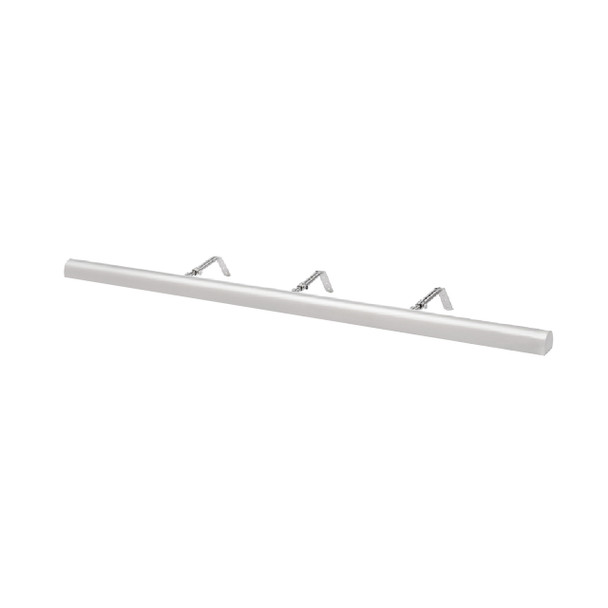 """LED Adjustable 41"""" Satin Nickel Classic Series Picture Light"""