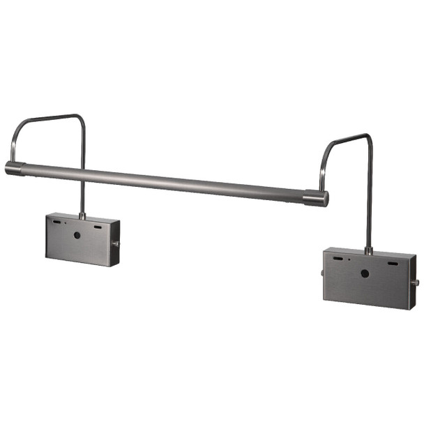 Battery Operated - Tru-Slim LED Satin Nickel Picture Light
