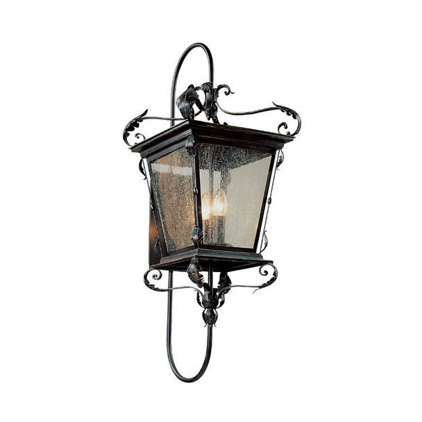 Connemara 2 Lights Outdoor LED Wall Lantern