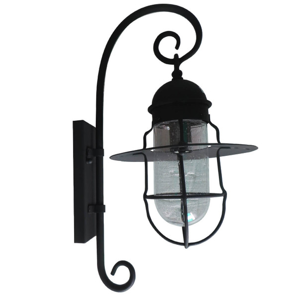 Buncrana Outdoor LED Wall Lantern