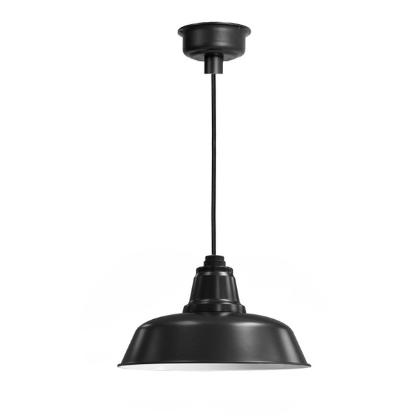 barn ceiling light ceiling fans verizon matte black led barn pendant light cocoweb inc