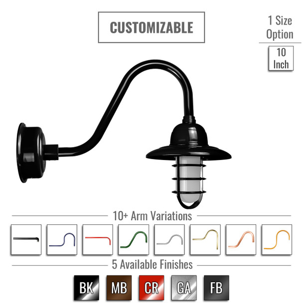 Customizable Pottery Barn LED Light - Indoor/Outdoor (0BFRW)