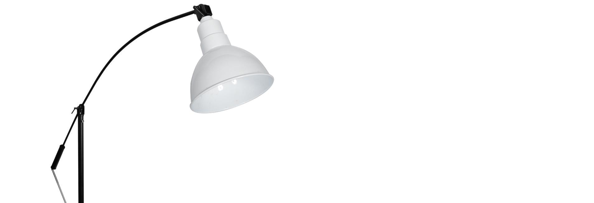 Blackspot LED Floor Lamp