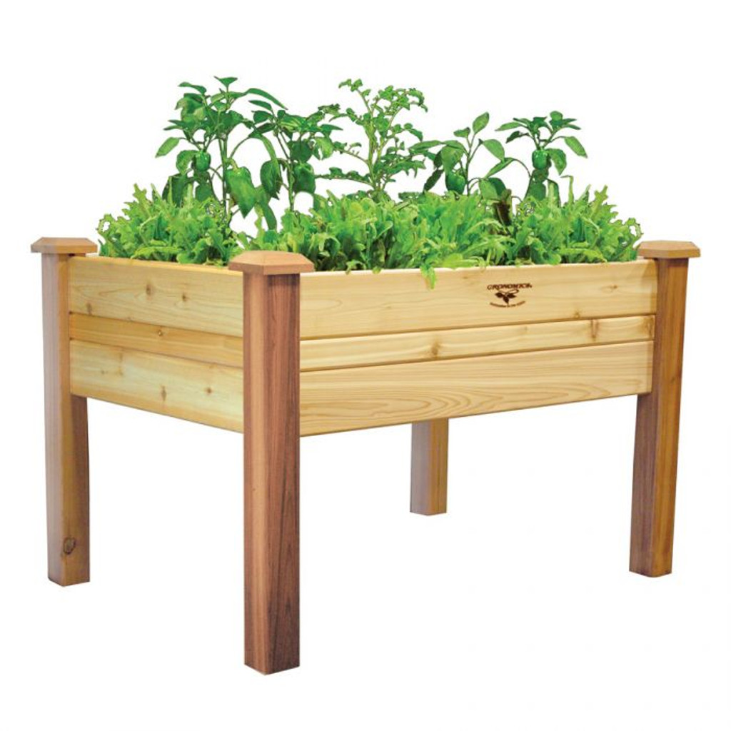 """Elevated Garden Bed 34x48x32 - 10""""D"""