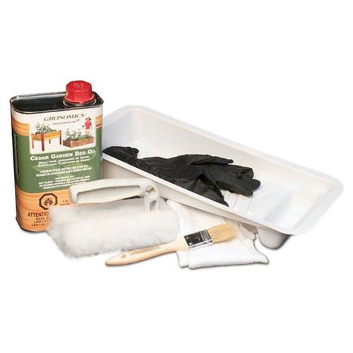Complete Gronomics® Garden Oil Application Package-6 Pieces
