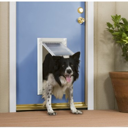 Patio Pacific Endura Flap Large Pet Door For Doors Pet Fence Pros