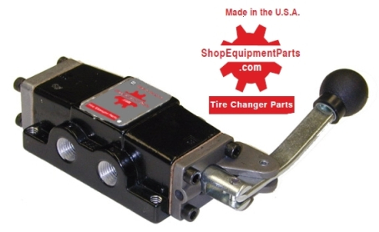 AIR VALVE, Hand Controlled, 8183642-US